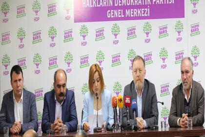 HDP, HDK, DTK ve DBP'den ortak açıklama: Kendi bekası için ülkeyi savaşa sürükleyen iktidara 'dur' demek bütün Türkiye halklarının sorumluluğudur