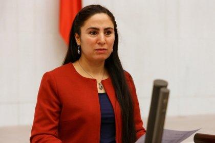 HDP Milletvekili Sürücü'ye 1 yıl 8 ay hapis cezası