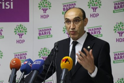 HDP Sözcüsü Kubilay: Yeni anayasa Kürt sorunu ve Alevi sorunu gibi köklü sorunları çözmelidir