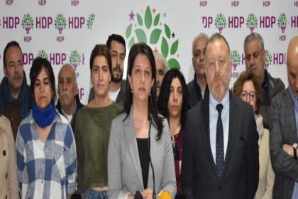 HDP'den İstanbul açıklaması: Halk kararını verdi, YSK bu sonuçları kabul etmek zorundadır