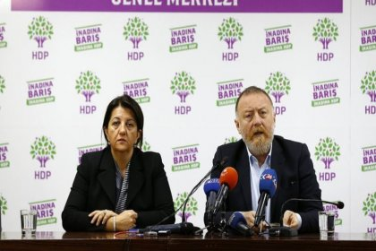 HDP'den Öcalan'ın mektubu sonrası açıklama: HDP'nin İstanbul seçimlerine yönelik seçim stratejisinde bir değişiklik söz konusu değildir