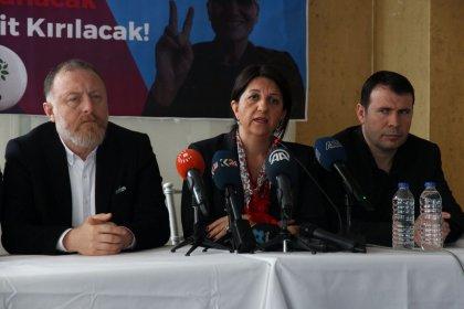HDP'li Buldan: Çözüm süreci ne yazık ki heba edildi