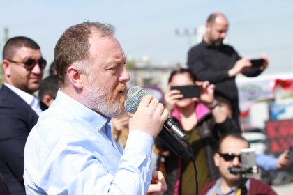 HDP'li Temelli'den Erdoğan'a: Mesele Ayasofya'yı cami yapmak değil insanların duygularıyla oynamak