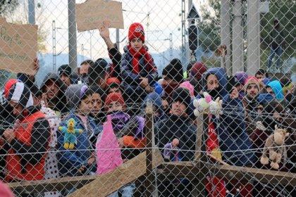 Hollanda'daki mülteci kamplarında yaklaşık bin 600 çocuk kayboldu