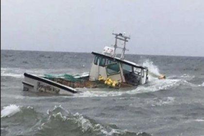Honduras'ta balıkçı teknesi battı: 27 ölü