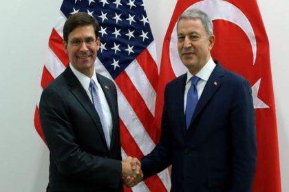 Hulusi Akar: ABD'yle ortak nokta bulamazsak, Suriye'de güvenli bölgeyi tek başımıza oluşturacağız