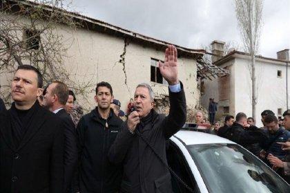 Hulusi Akar: Amacımız Kılıçdaroğlu'nun sağ salim ayrılmasını sağlamaktı