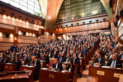 İBB Meclisi aralık ayının ilk birleşimi için 14.00'te toplanıyor