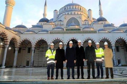 İBB'den cami yapımına 148 milyon TL
