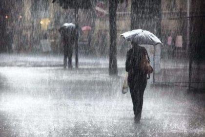 İBB'den sağanak yağış uyarısı