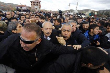 İçişleri Bakanlığı: Kılıçdaroğlu'nun korumaları usul ve tekniğe uygun davranmadı