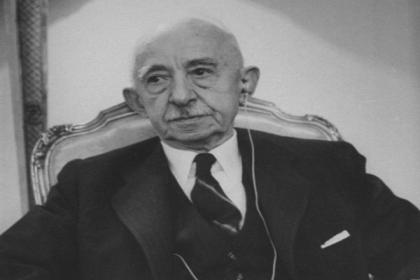 İkinci Cumhurbaşkanı İnönü'nün vefatının 46. yıl dönümü