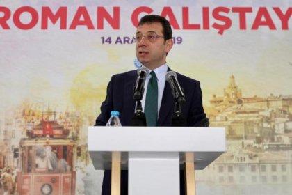 İmamoğlu: 'İstanbul, Romanlardan ayrı düşünülemez'