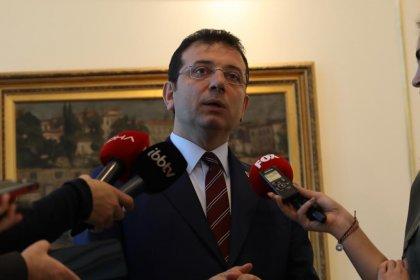 İmamoğlu: İstanbul satılacak ya da pazarlanacak bir ürün değil