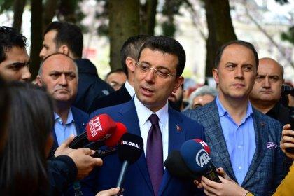 Ekrem İmamoğlu: Kulüpleri tehdit ettiler, hem Beşiktaş'a, hem Fenerbahçe'ye 'Maça gelmesin' diye telefon açıldı