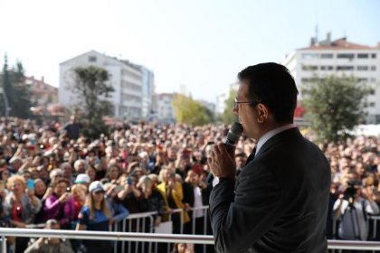 İmamoğlu: Milli meselede partiye davet yanlış