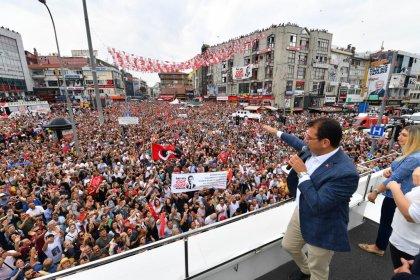 İmamoğlu Pendik'ten İstanbullulara seslendi; asıl işleri insanları unutmuşlardı, hatırlattık