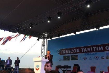 """İmamoğlu, Trabzon Günleri'nde konuştu: """"Trabzon'un güzel bir evladı olarak onlara layık olmaya çalışıyorum İstanbul'da"""""""