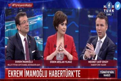 İmamoğlu'na iftira kampanyasına dönüştürülen soruyu soran Habertürk yazarı: Gerçek gün yüzüne çıktı, 12 saatlik çirkin çaba karşılık bulmadı