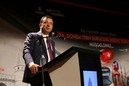 İmamoğlu'ndan İstanbullulara 24 saat ulaşım müjdesi
