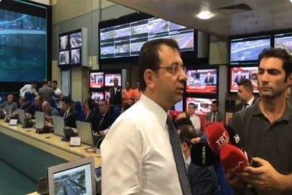 İmamoğlu'ndan depreme ilişkin yeni açıklama: İstanbul'da yeni 859 adet deprem toplanma yeri tespit ettik