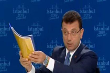 İmamoğlu'ndan Sayıştay raporu açıklaması