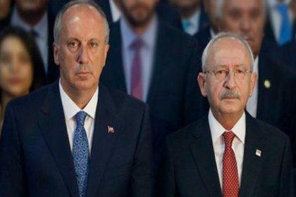 İnce'nin ortak açıklama önerisine Kılıçdaroğlu'ndan yanıt: 'Sizinle sonra görüşeceğiz'