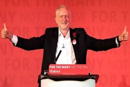 İngiltere İşçi Partisi'nin lideri Corbyn'in posteri atış taliminde kullanıldı, Savunma Bakanlığı soruşturma başlattı