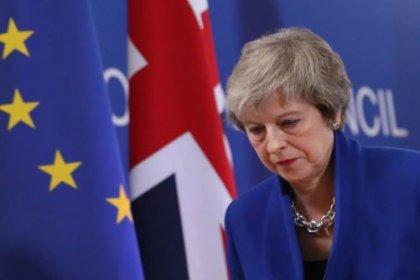 İngiltere'de Brexit Anlaşması reddedildi