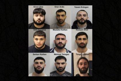 İngiltere'de eşcinsellere saldıran Türklere ceza yağdı