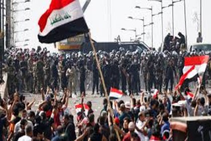 Irak'ta protestoculara ateş açıldı: 13 ölü, 865 yaralı