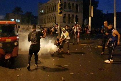 Irak'taki gösterilerde ölü sayısı 30'a yükseldi