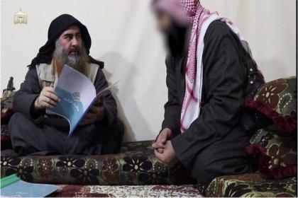 IŞİD lideri Bağdadi'nin elinde 'Türkiye Vilayeti' belgesi!