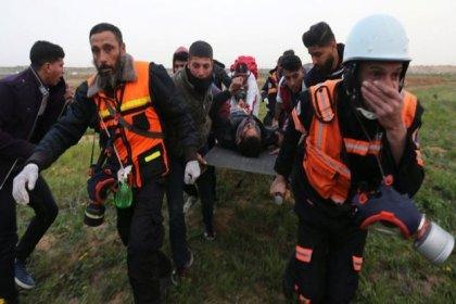 İsrail askerleri protestoculara ateş açtı: 4 ölü, 316 yaralı