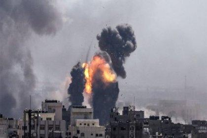 İsrail, Gazze'ye hava saldırısı düzenledi, saldırıda AA'nın bulunduğu bina da vuruldu