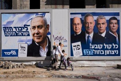 İsrail'de taraflar karşılıklı zafer ilan etti