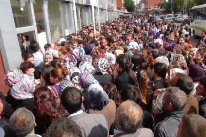 İşsizlik rakamları açıklandı: Geçen yılın aynı dönemine göre 1 milyon 116 bin kişi daha işsiz kaldı