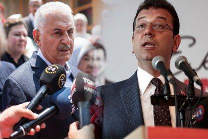 İstanbul Büyükşehir Başkanlığı seçiminde ilk sonuçlar gelmeye başladı