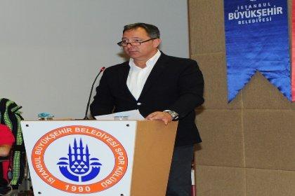 İstanbul Büyükşehir Belediyespor'un yeni başkanı Fatih Keleş oldu