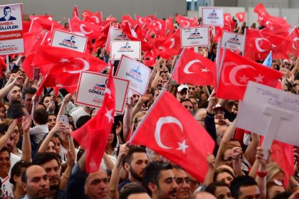 İstanbul Gönüllüleri'nden seçim çalışmaları için gönüllü olmak isteyenlere çağrı: 16 Milyon İstanbullu kazandı, yine kazanacak!
