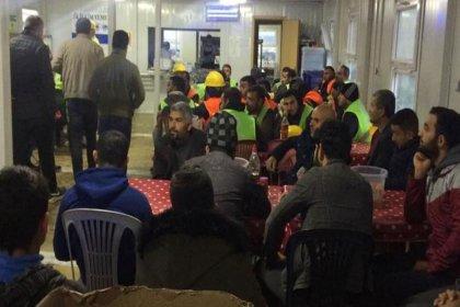 İstanbul Havalimanı'nda yaklaşık 300 işçi iş bıraktı