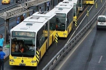 İstanbul'da 29 Ekim'de toplu taşım ücretsiz