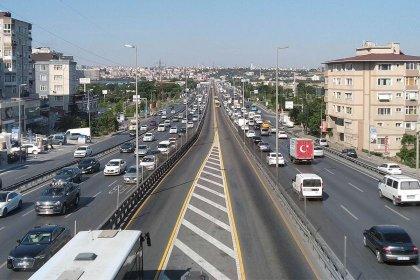 İstanbul'da bu yollar 30 gün kapalı kalacak