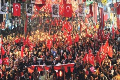 İstanbul'da Cumhuriyet Bayramı kutlamaları 28 Ekim'de başlıyor