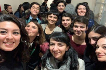 İstanbul'da #LasTesis protestosu sırasında gözaltına alınan kadınlar adli kontrol şartıyla serbest bırakıldı