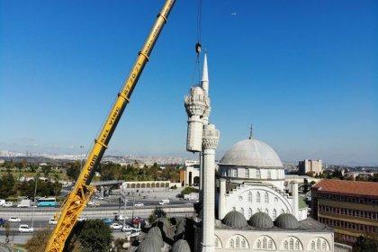 İstanbul'daki 5.8'lik depremde yıkılan minarenin yapımında malzemeden çaldıkları ortaya çıktı