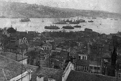 İstanbul'un işgalden kurtuluşunun 96. yıl dönümü