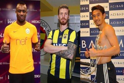 İşte Süper Lig'de devre arasında yapılan tüm transferler