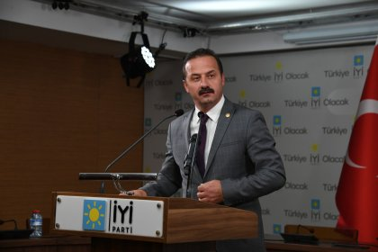 İYİ Parti'den 'AKP ile ittifak' açıklaması