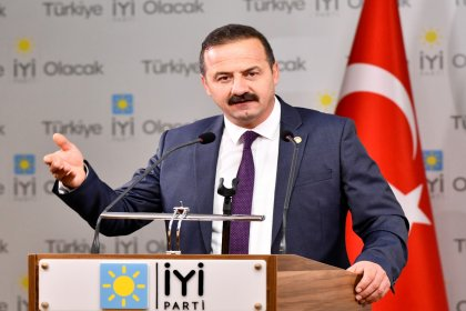 İYİ Partili Ağıralioğlu: Millet olarak bizler de Hazine'ye devredilecek miyiz?